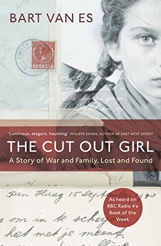 The Cut Out Girl: A Story of War and Family, Lost and Found (English Edition) por Bart van Es
