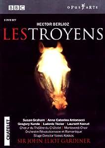 Berlioz: Les Troyens [DVD] [2010]