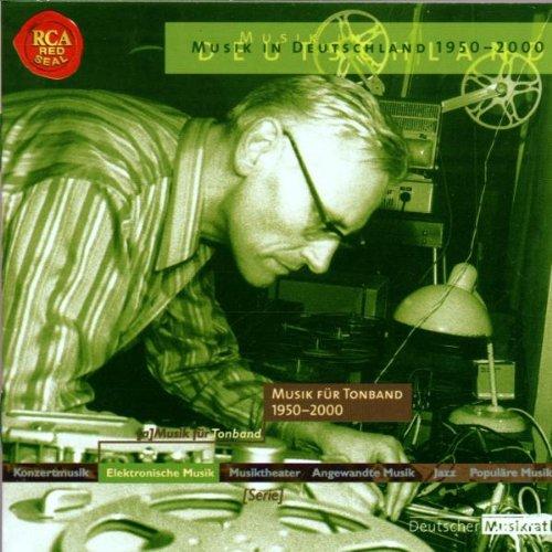 Preisvergleich Produktbild Musik für Tonband 1950-2000