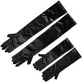 Long Black Gloves - Audrey Hepburn Breakfast At Tiffany's