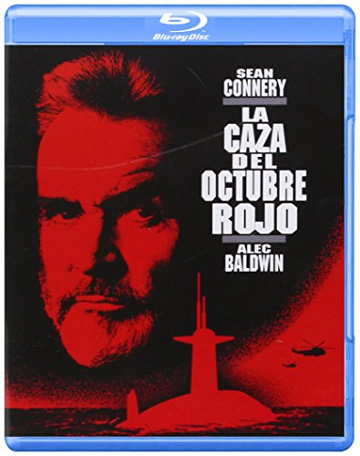 La caza del Octubre Rojo [Blu-ray] 51ExnVHbjwL
