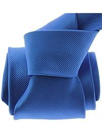 Clj Charles Le Jeune - Cravate Clj, Orléans, Bleu Blason