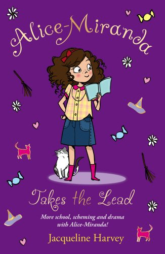 Alice-Miranda Takes the Lead: Book 3