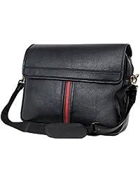 TheLeatherCo Premium High Quality Genuine Leather Messenger Bag, Laptop Messenger Bag