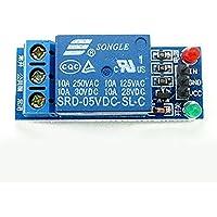 5V 1 modulo di relè della Manica scheda di espansione Shield per Arduino BRACCIO PIC AVR DSP MCU