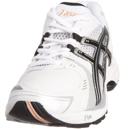 ASICS , Damen Trekking- & Wanderhalbschuhe, Weiß (White/Black/Soft Pink), 42.5 EU