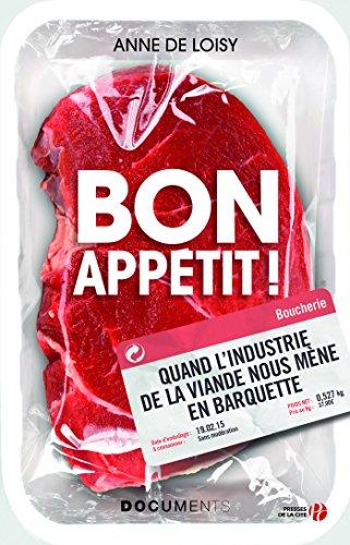 Bon appétit ! (DOCUMENT) par Anne de LOISY