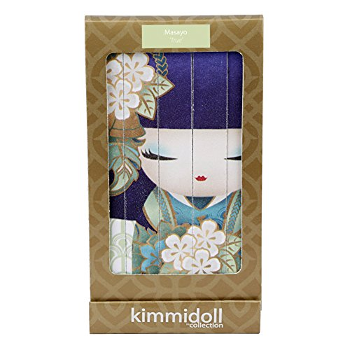 Kimmidoll collection - Pack 5 Limes à ongles MASAYO Vrai