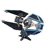 UCS - The TIE Interceptor - spaceship / UNBRANDED*