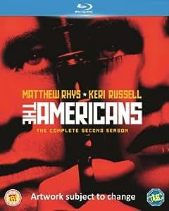 The Americans Season 2 [Blu-ray]