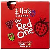 La Cuisine De Ella Le Rouge Écrasé Smoothies De Fruits 5 X 90G