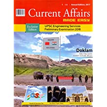 Current Affairs Made Easy - Annual Issue 2017
