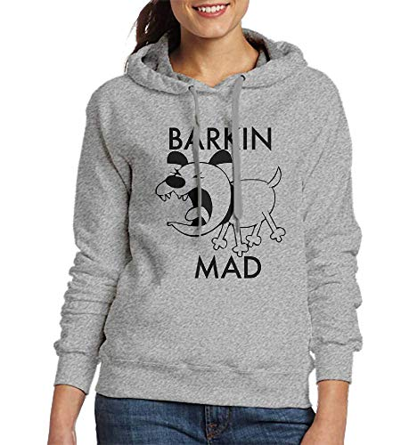 Sweatshirts for Women Barking Mad Womens Hoodies