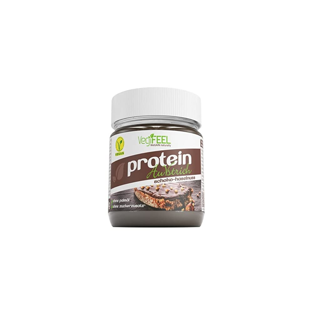 Best Body Nutrition Protein Auvstrich 250g Glas 2er Pack