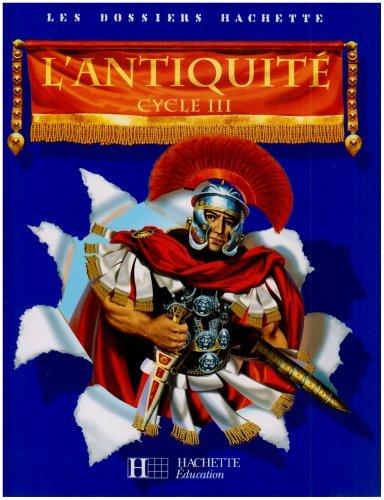Les Dossiers Hachette: Histoire Cycle 3 by Jean-Michel Lambin (2006-06-01)