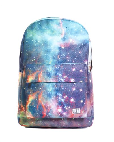 Spiral Galaxy Neptune Backpack Multi One Size
