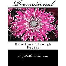 Poemotional: Emotions Through Poetry (English Edition)