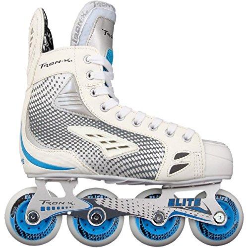 Tron-X Elite Inliner Senior, Größe:7.5 = 42.5 Inline-hockey-skates 10