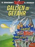 Asterix - Gallien in Gefahr - Band Nr. 33 - Mit dem Extra