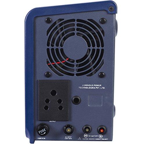 Luminous Eco Watt Plus 350 Pure Sine Wave Inverter (Blue)