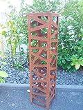 Säule für den Außenbereich auch als Ständer für Feuerschalen geeignet (25x25x100cm)