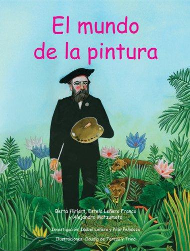 El mundo de la pintura/The World of Painting par Berta Hiriart Urdanivia