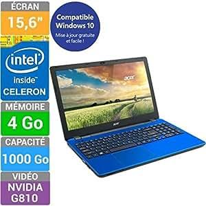 Acer pc portable 15,6 aspire e5-511g-c4fb