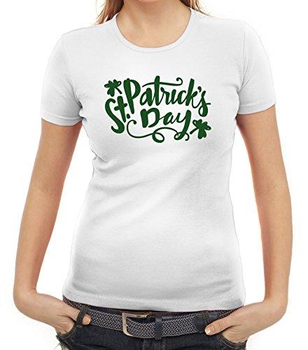 Saint Patrick's Day Damen T-Shirt St. Patricks Day, Größe: (Patricks Damen Für Day Shirts St)