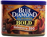 Blue Diamond Mandeln Kühner Habanero BBQ – 170 Gramm Dose