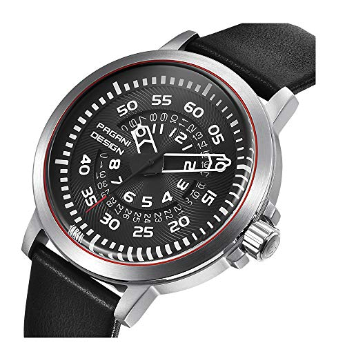 EXPedition Classic Outdoor impermeabile orologio con numeri arabi display analogico al quarzo