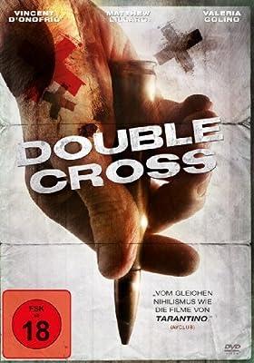 Double Cross ( Spanish Judges ) ( Ruthless Behaviour ) [ NON-USA FORMAT, PAL, Reg.0 Import - Germany ] by Valeria Golino