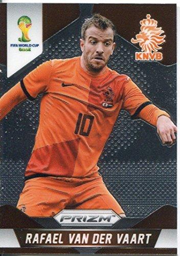 Panini Prizm 2014 World Cup Base Card#32, Rafael van der Vaart (Rafael Van)