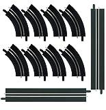 Carrera 20061657 - Einspurgeraden/Kurven  Ausbauset
