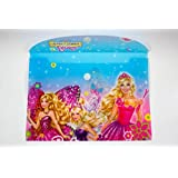 ShopKooky Barbie Cartoon Printed Folder For Kids (Pack Of 12) | Designer And Attractive | Perfect For Gifting And Parties Return Gifts For Kids Birthday In Bulk