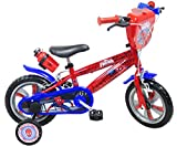 VELO ENFANT 12'' SPIDERMAN