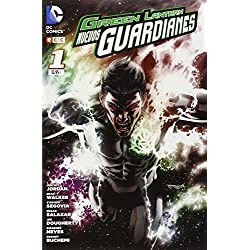 Green Lantern: Nuevos Guardianes núm. 01 - Español