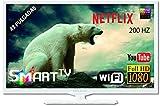 TV LED INFINITON 43' Blanca INTV-4317W Smart TV Full HD 1920x1080 WiFi
