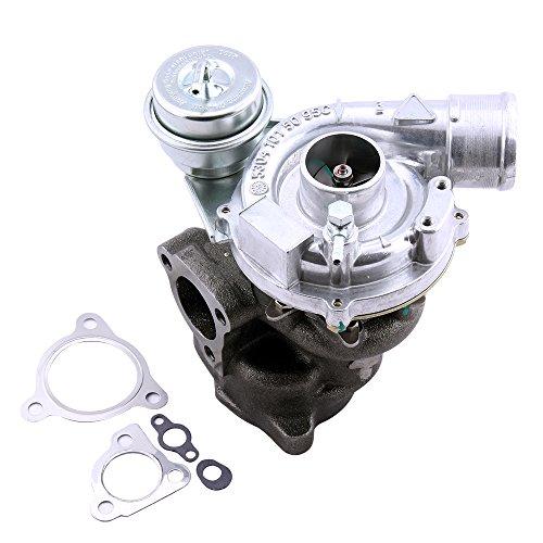 maXpeedingrods K04 015 Turbolader Abgasturbolader Turbo für A4 Quattro Upgrade 1.8T 53049880015 058145703J E L H N K