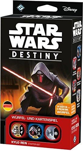 Heidelberger Spieleverlag HSV Star Wars Destiny: Kylo R