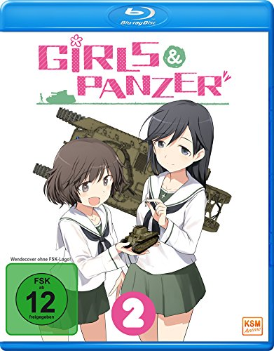 Girls & Panzer - Episode 05-08 [Blu-ray] -