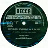 Beethoven, Solti, Chicago Symphony Orchestra, Chicago Symphony Chorus, Lorengar, Minton, Burrows, Talvela