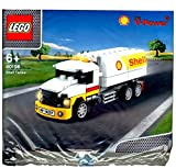 Shell V-power Lego Collection Shell Tanker Polybag 40196 Limited Edition Sealed