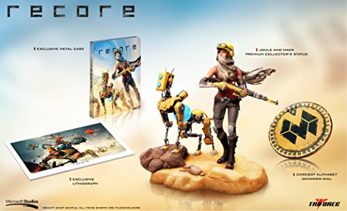 ReCore Collector's Edition - Xbox One (Nvidia Radeon)