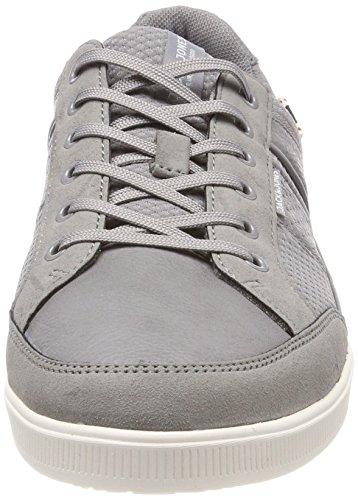 Jack & Jones Jfwrayne Mesh Mix Frost Grey, Sneakers Basses Homme Gris (Frost Gray)