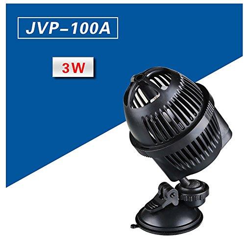 römungspumpe, Wave Maker, Wellenpumpe Mit Absorption Tray, Wasser Umwälzpumpe Einkopf Tankpumpe (A:JVP-100A) ()