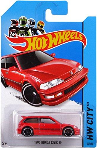 2014 Hot Wheels Hw City 30/250 - 1990 Honda Civic EF by Hot Wheels TOY by Hot Wheels