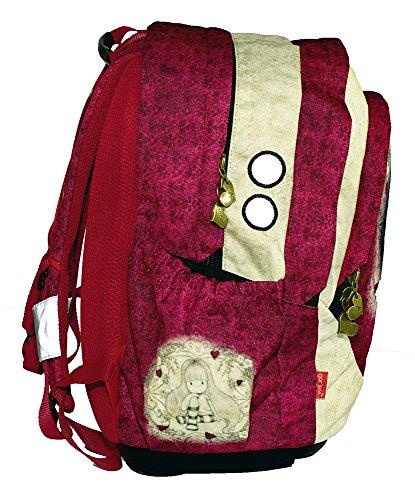 Imagen de santoro gorjuss  escolar, rojo rojo  g4183559 alternativa