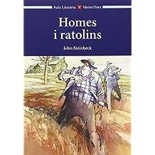 Homes I Ratolins. Col.leccio Aula Literaria. (Aula Literària)