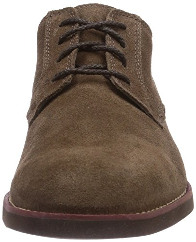 Timberland Ek Stormbuck Lite V Ftm_plain Toe Oxford, Chaussures Oxford homme Marron - Marron