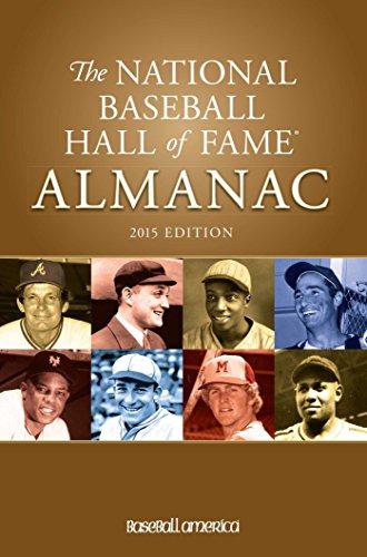 2015 National Baseball Hall of Fame Almanac by Baseball America (12-May-2015) Paperback